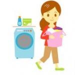 洗濯機のお掃除